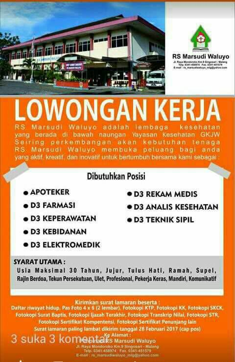 Portal Karir Poltekkes Kemenkes Semarang